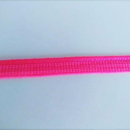 Galanterie: Paspulka šíře 9 mm - růžová neon