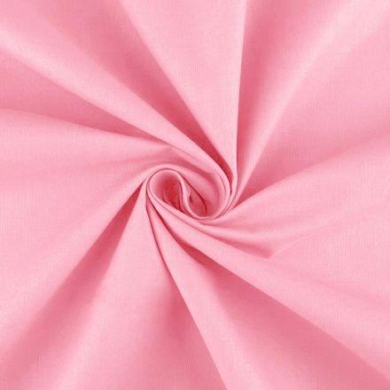 Metráž: Bavlněná látka šíře 160 cm - růžová