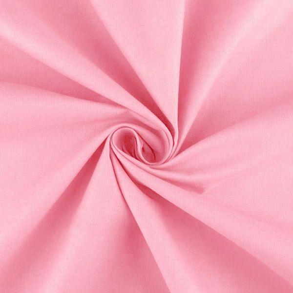 Bavlněná látka šíře 160 cm - růžová