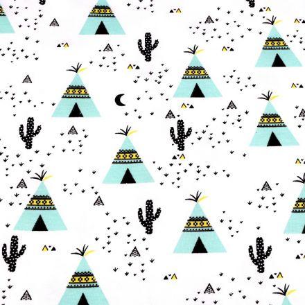 Metráž: Úplet s dětským motivem - kaktus