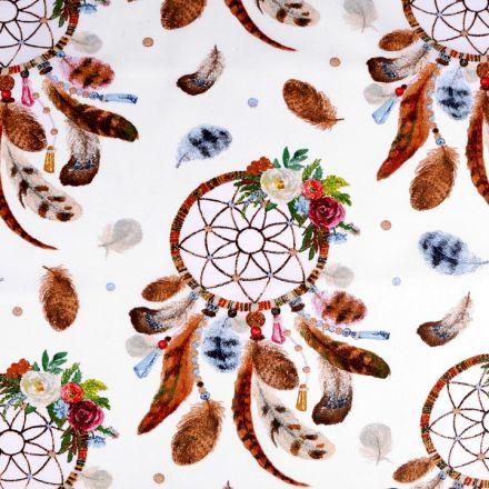 Metráž: Bavlněná látka - lapač snů