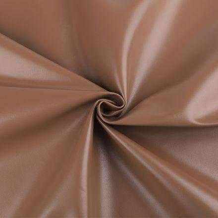 Metráž: Koženka šíře 140 cm - béžová