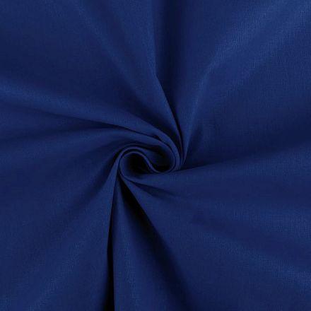 Metráž: Sada bavlněná látka s nití - modrá