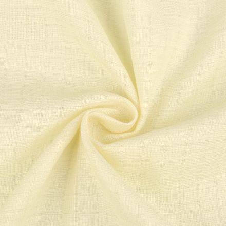 Metráž: Bavlněná plenkovina šíře 80 cm - žlutá