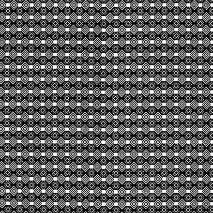 Metráž: Bavlněná látka etno šíře 110 cm (1m)