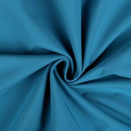 Metráž: Zimní softshell šíře 145 cm - modrá