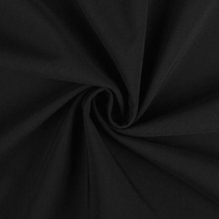Metráž: Zimní softshell šíře 145 cm - černá