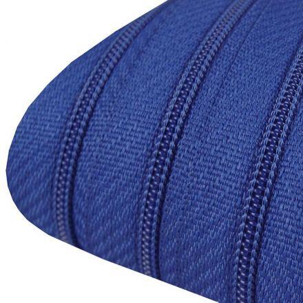 Galanterie: Zip spirálový šíře 3 mm (1m) - modrá