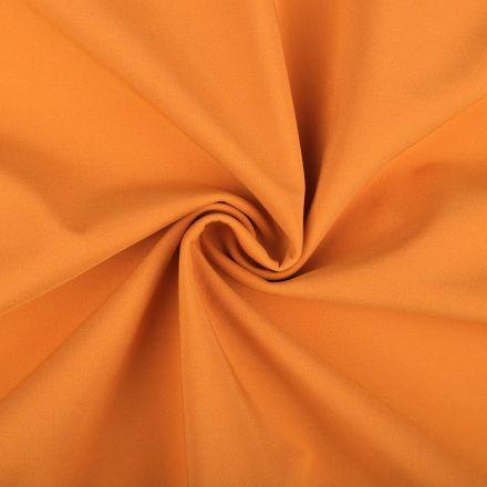 Metráž: Zimní softshell šíře 145 cm - oranžová