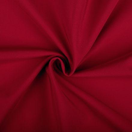 Metráž: Zimní softshell šíře 145 cm - tmavě červená