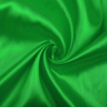Metráž: Satén šíře 150 cm - zelená