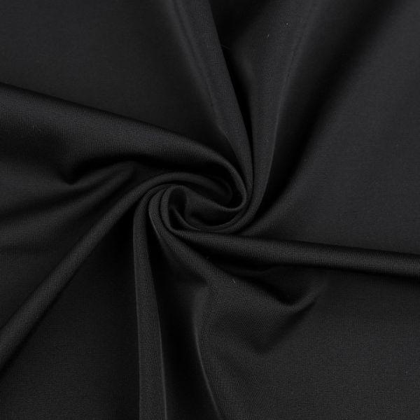 Plavkovina šíře 150 cm - černá