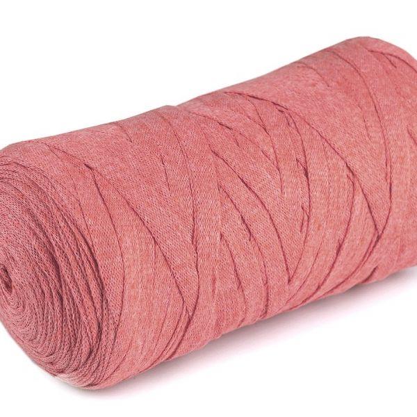 Špagety ploché Ribbon 250g - starorůžová