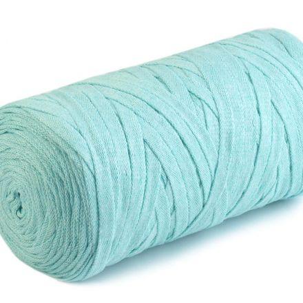 Galanterie: Špagety ploché Ribbon 250g - mint