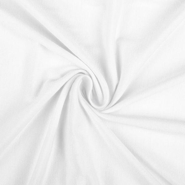 Úplet jednobarevný šíře 155 - bílá