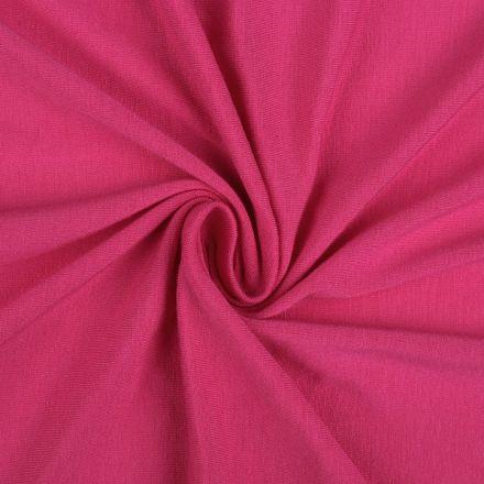 Metráž: Úplet jednobarevný šíře 155 - růžová