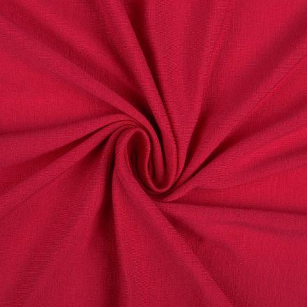 Metráž: Úplet jednobarevný šíře 155 - červená