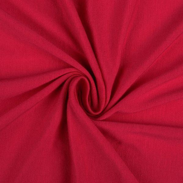 Úplet jednobarevný šíře 155 - červená