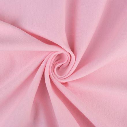Metráž: Teplákovina šíře 160 cm - růžová