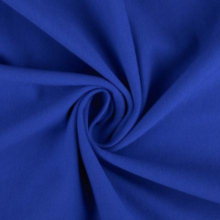 Metráž: Teplákovina šíře 160 cm - modrá