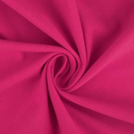Metráž: Teplákovina šíře 160 cm - pink