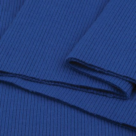 Galanterie: Elastický náplet 16 x 80 cm - modrá