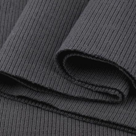 Galanterie: Elastický náplet 16 x 80 cm - šedá