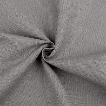 Metráž: Len s viskózou šíře 140 cm - šedá