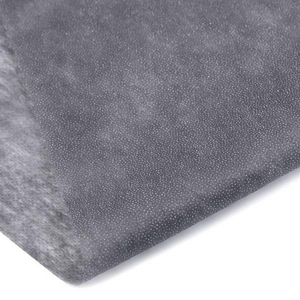 Nažehlovací vlizelín šíře 90 cm - šedá