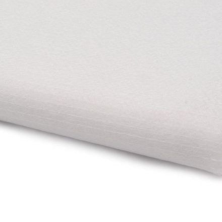 Metráž: Nažehlovací textilie 90x100 cm (1ks) - bílá