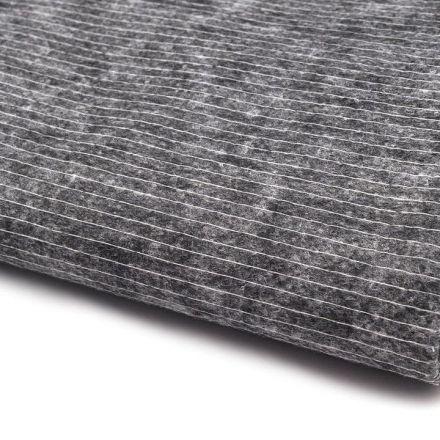 Metráž: Nažehlovací textilie 90x100 cm (1ks) - šedá