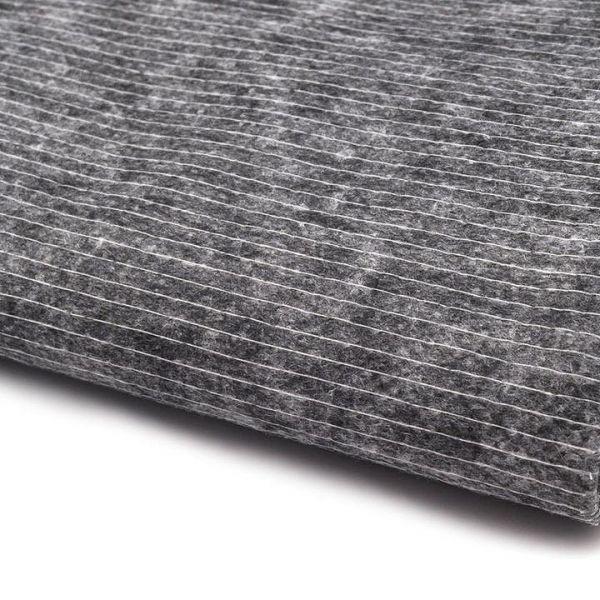 Nažehlovací textilie 90x100 cm (1ks) - šedá