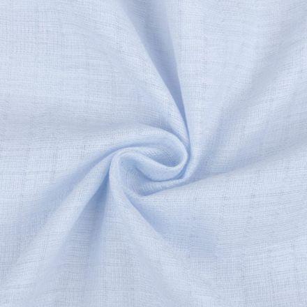 Metráž: Bavlněná plenkovina šíře 80 cm - modrá