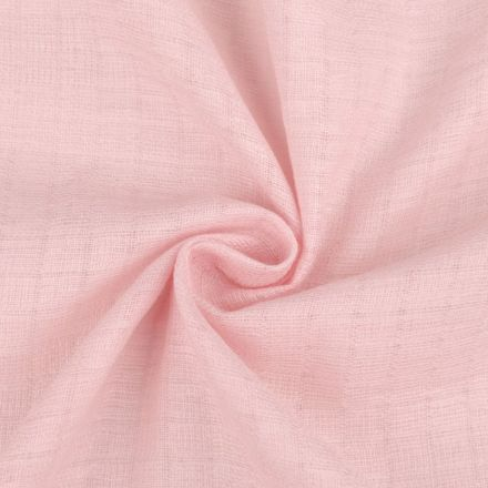 Metráž: Bavlněná plenkovina šíře 80 cm - růžová