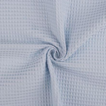 Metráž: Vaflovina šíře 155 cm - modrá