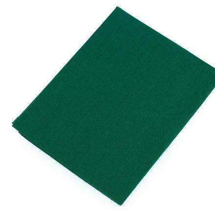 Galanterie: Nažehlovací záplaty 17x45 cm - tmavě zelená