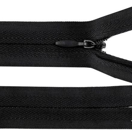 Galanterie: Skrytý zip nedělitelný 60 cm - černá