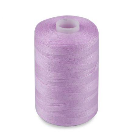 Galanterie: Polyesterové nitě - lila