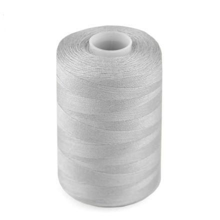 Galanterie: Polyesterové nitě - světle šedá
