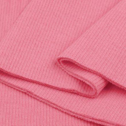 Galanterie: Elastický náplet 16 x 80 cm - růžová