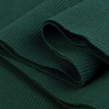 Galanterie: Elastický náplet 16x80 cm - tmavě zelená