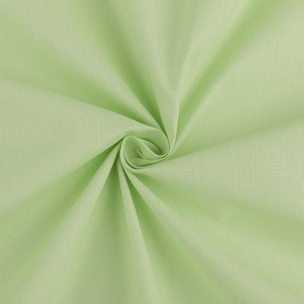 Metráž: Bavlněná látka šíře 160 cm - zelenkavá