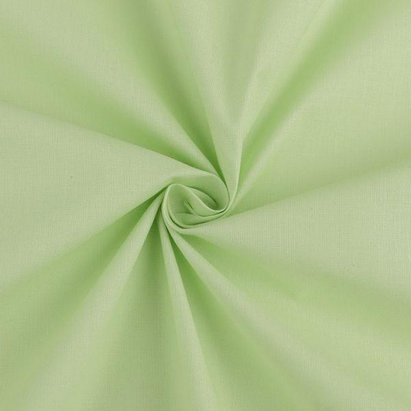 Bavlněná látka šíře 160 cm - zelenkavá