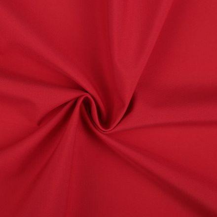 Metráž: Letní softshell - červená