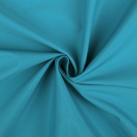 Metráž: Letní softshell - modrá azuro