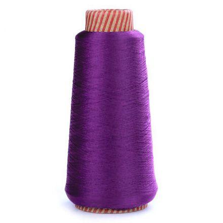 Galanterie: Nit elastická pro overlocky 5000 m - fialová