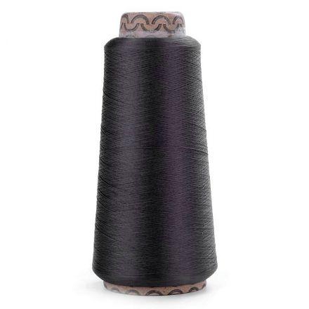 Galanterie: Nit elastická pro overlocky 5000 m - tmavě šedá