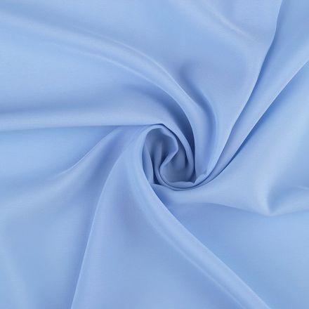 Metráž: Šifon šíře 145 cm - světle modrá