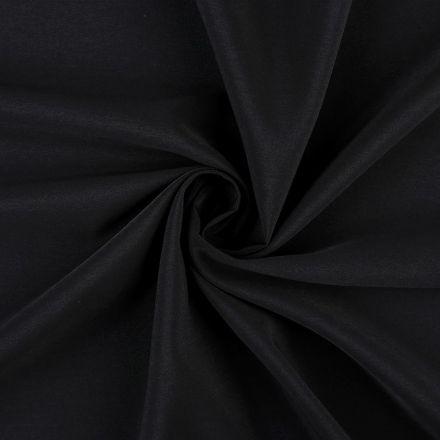 Metráž: Šifon šíře 145 cm - černá