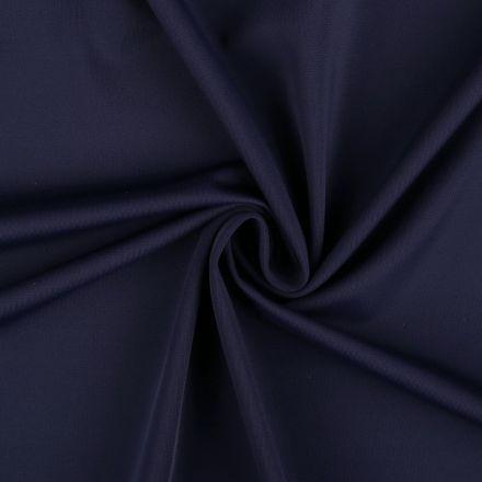 Metráž: Plavkovina šíře 150 cm - tmavě modrá